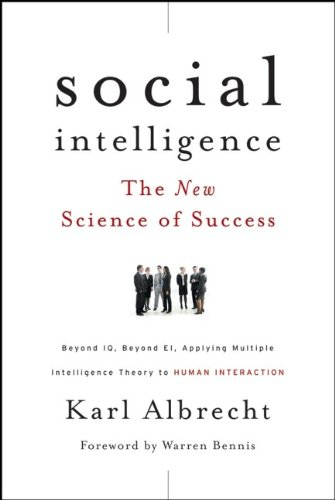 PDF Social Intelligence The New Science of Success