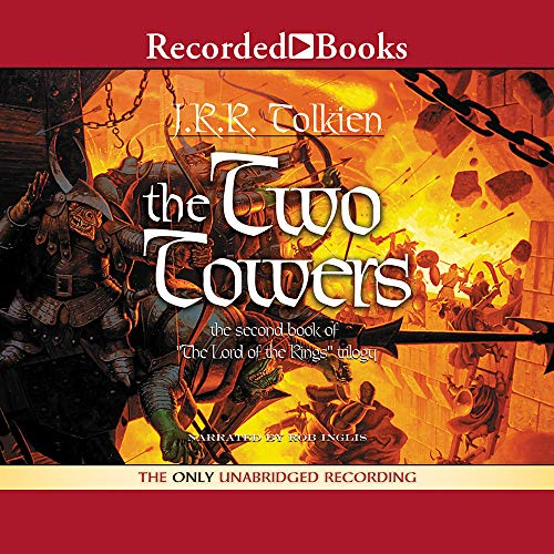lord of the rings audio book---The Two Towers