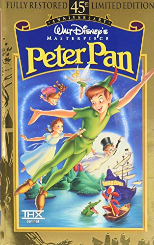 Peter Pan Cartoon Image
