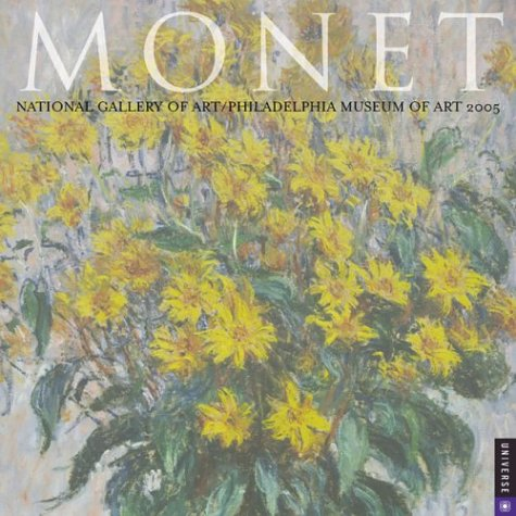 Monet : 2005 Wall Calendar by Philadelphia Museum of Art