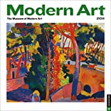 Buy Modern Art 2011 Wall Calendar