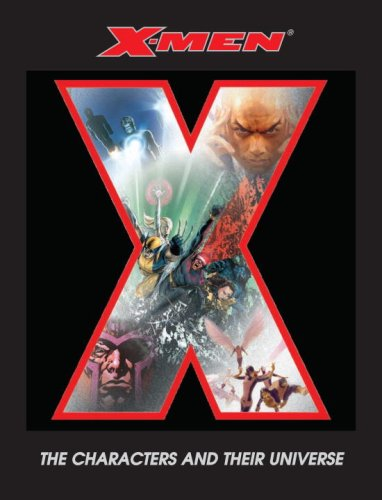 X-Men: The Characters And Their Universe Cover