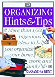 Organizing Hints & Tips