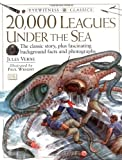 Book Cover: 20,000 Leagues Under the Sea by Jules Verne