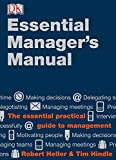 Buy Essential Managers Manual from Amazon