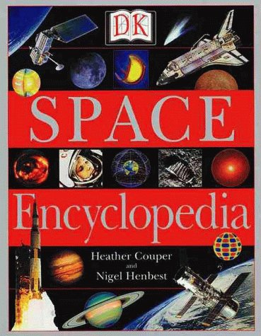 DK Space Encyclopedia, Couper, Heather; Henbest, Nigel