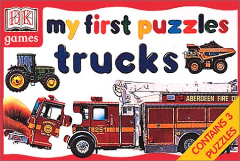 My First Puzzle: Trucks