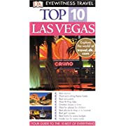 Eyewitness Top 10 Travel Guide to Las Vegas