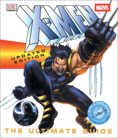 X-Men Updated Edition: The Ultimate Guide Cover