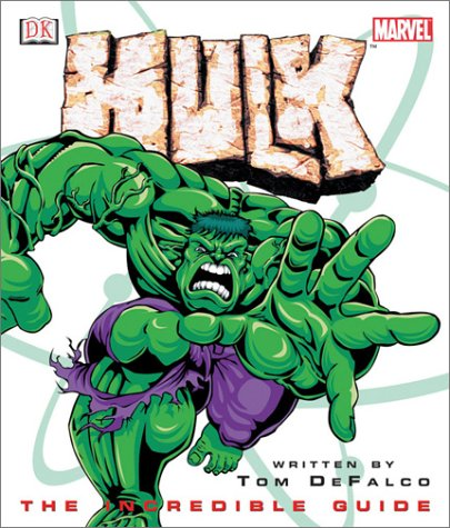 Hulk: The Incredible Guide (2003 Edition) Cover