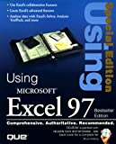 """Special Edition Using Microsoft Excel 97, Best Seller Edition"" (2nd Edition)"