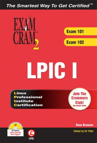 Lpic I Exam Cram 2 (Exam Cram 2)