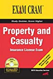 Property and Casualty Insurance License Exam Cram (Exam Cram)