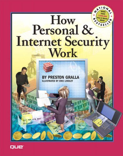 Book Cover: How Personal & Internet Security Works (How It Works)