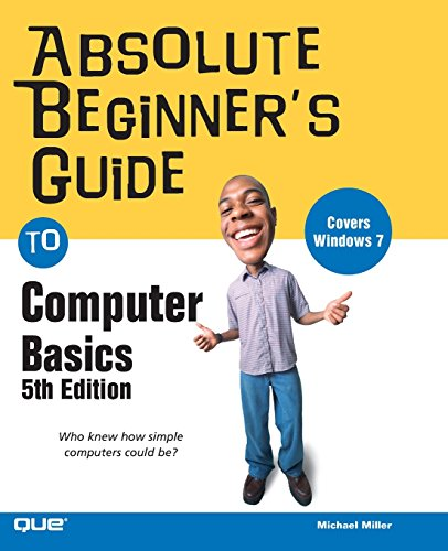 Absolute beginner's guide to computer basics Cover Art