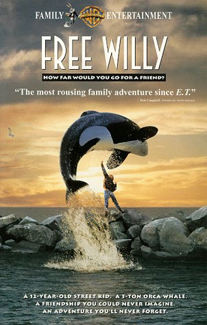 Free Willy / ���������� ����� (1993)