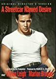 A Streetcar Named Desire (Original Director's Version) - movie DVD cover picture