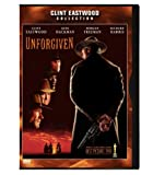 Unforgiven - movie DVD cover picture