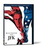 JFK - movie DVD cover picture