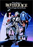 Beetlejuice - movie DVD cover picture