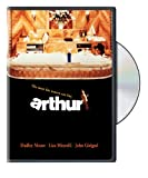 Arthur - movie DVD cover picture