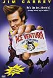 Ace Ventura: Pet Detective - movie DVD cover picture