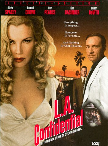 L.A.Confidential / Секреты Лос-Анджелеса (1997)