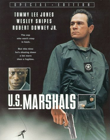 The Fugitive II [U.S. Marshals] / ������ II [��������� ������] (1998)