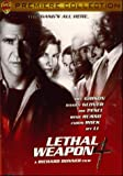 Lethal Weapon 4 - movie DVD cover picture