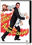 Arsenic and Old Lace - movie DVD cover picture