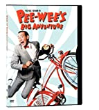 Pee-wee's Big Adventure - movie DVD cover picture