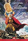 The Ten Commandments - movie DVD cover picture