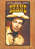 Shane - movie DVD cover picture