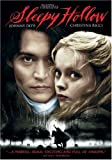 Sleepy Hollow - movie DVD cover picture