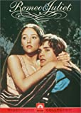 Romeo & Juliet - movie DVD cover picture