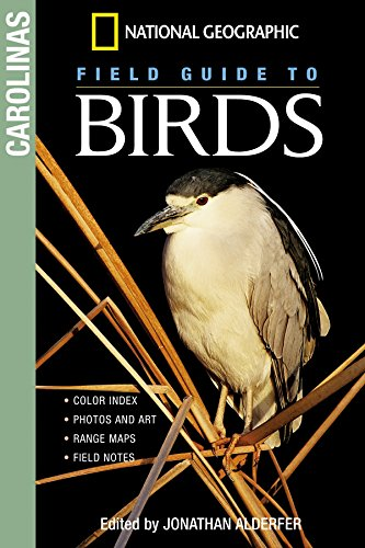 National Geographic Field Guide to Birds The Carolinas