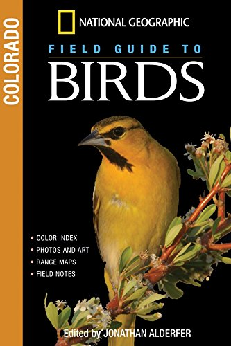 National Geographic Field Guide to Birds Colorado