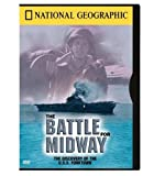 National Geographic's The Battle for Midway - movie DVD cover picture