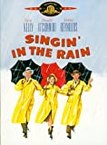 Singin' in the Rain - movie DVD cover picture