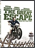 The Great Escape - movie DVD cover picture