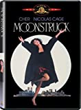 Moonstruck - movie DVD cover picture