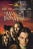 The Man in the Iron Mask - movie DVD cover picture