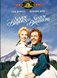 Seven Brides for Seven Brothers - movie DVD cover picture
