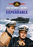 They Were Expendable - movie DVD cover picture