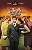 How to Succeed in Business Without Really Trying - movie DVD cover picture