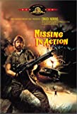 Missing in Action - movie DVD cover picture