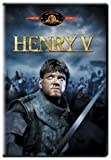 Henry V - movie DVD cover picture