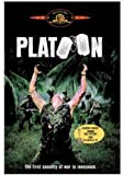 Platoon - movie DVD cover picture