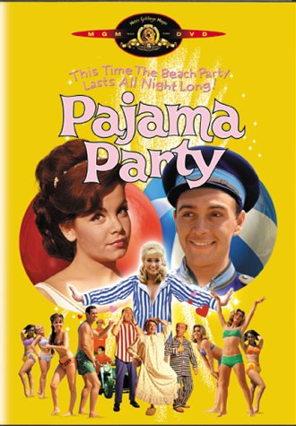 Pajama Party cover