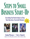 Steps to Small Business Start-Up  by Linda Pinson, Jerry Jinnett